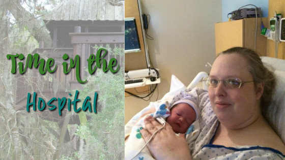 C-Section & Time in the Hospital