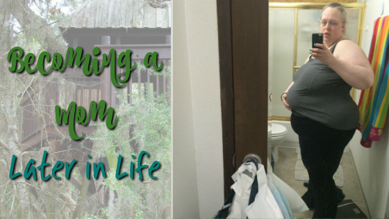 Becoming an Older Mom at 36