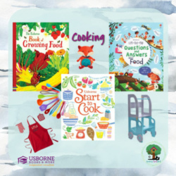 cooking, gift, experience