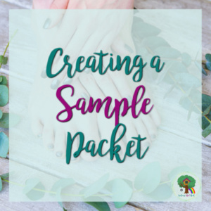 Creating a Sample Packet